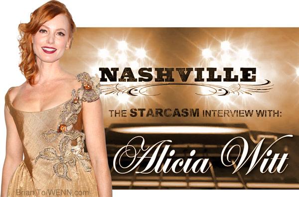 Alicia Witt Interview Nashville Autumn Chase
