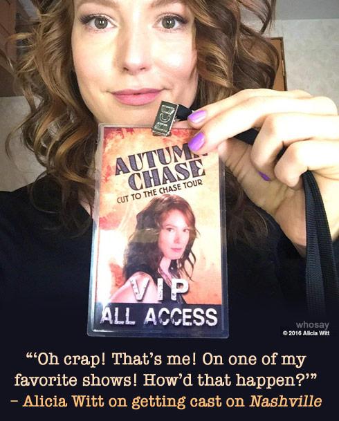 Alicia Witt Nashville quote
