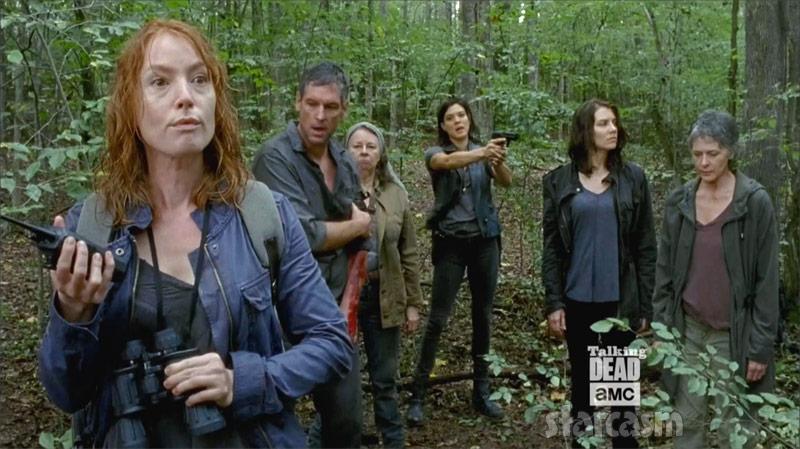 Alicia Witt Walking Dead
