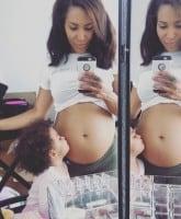Amina Buddafly pregnancy update 1