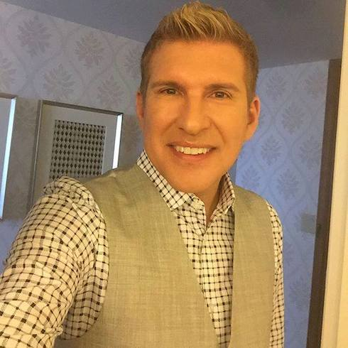 Todd chrisley loves being the king of his castle but his home life is