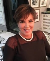 Corey Gamble and Kris Jenner 1