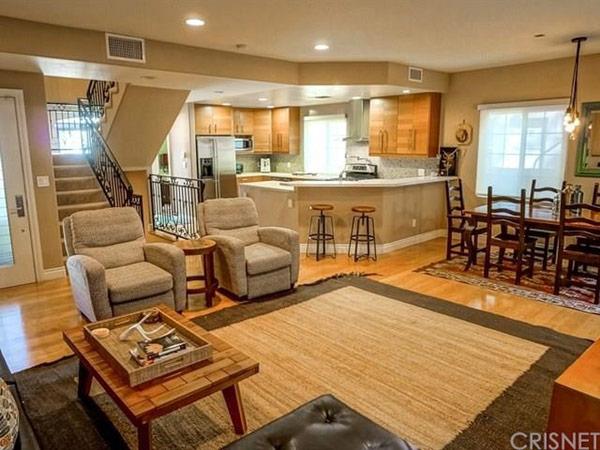 Farrah Abraham Hollywood home interior
