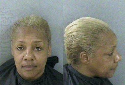 Love and Hip Hop Atlanta Karen Lynn KK King arrest mug shot photos