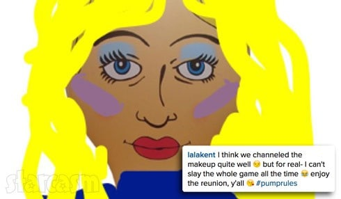 Lala_Kent_makeup_Reunion_cartoon_490