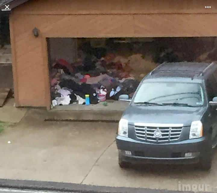 Leah Messer Explains That Extremely Messy Garage Photo