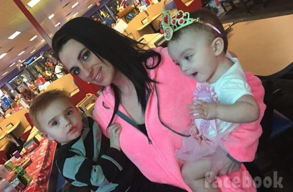Mellie Stanley kids son Richard and daughter Brandi Wyne