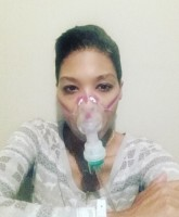 Moniece Slaughter health scare 1