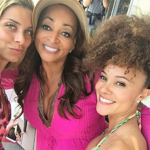 the real housewives of potomac reunion spoilers fights. Black Bedroom Furniture Sets. Home Design Ideas