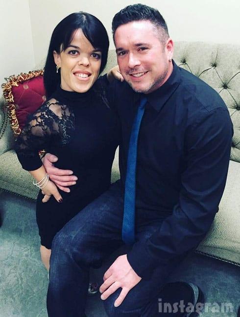 Briana Renee and husband Matt Ericson Little Women LA
