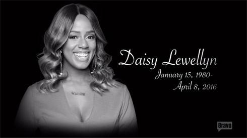 Daisy Lewellyn tribute Bravo