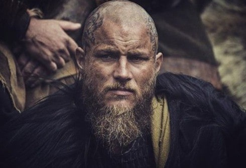 Is Travis Fimmel leaving Vikings 2