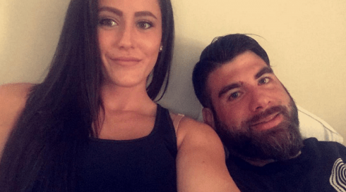 Jenelle and David