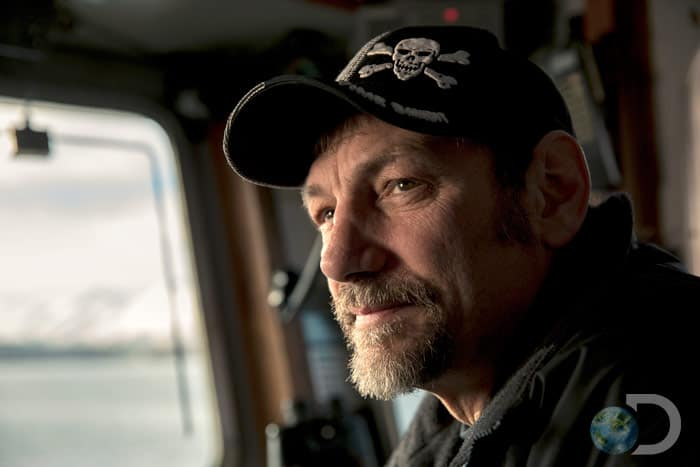 Deadliest Catch Time Bandit captain Johnathan Hillstrand