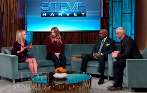 Teen Mom 2 stars Leah Messer Kail Lowry on Steve Harvey