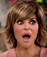 Lisa Rinna at the RHOBH Reunion