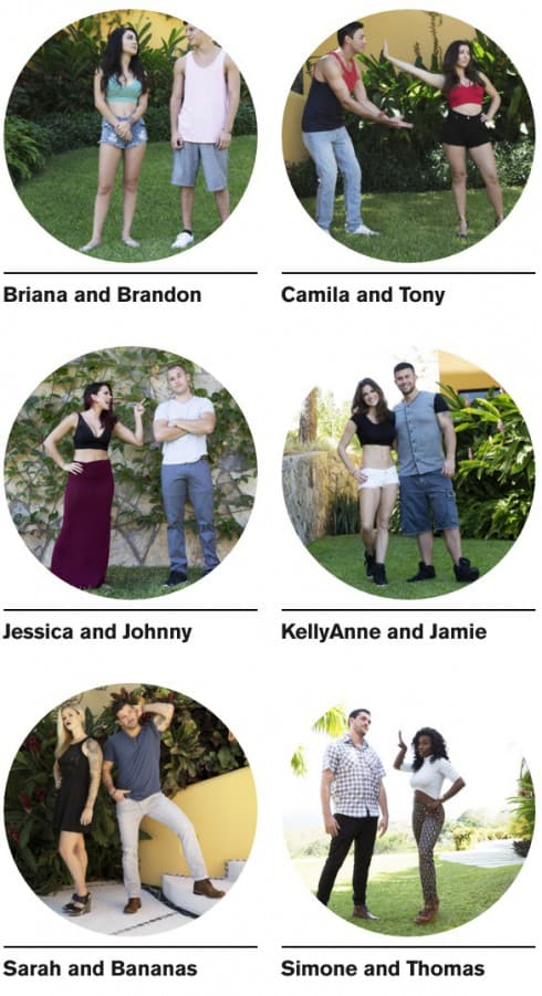 who does ct hook up with on rivals The challenge: rivals  so when the drama of nany flirting with ct blows up,  and knight decides to enact his revenge on jemmye for a hook-up she .