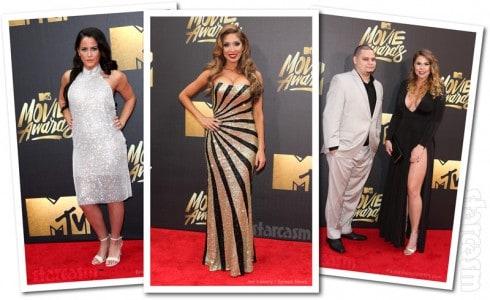 Teen Moms 2016 MTV Movie Awards