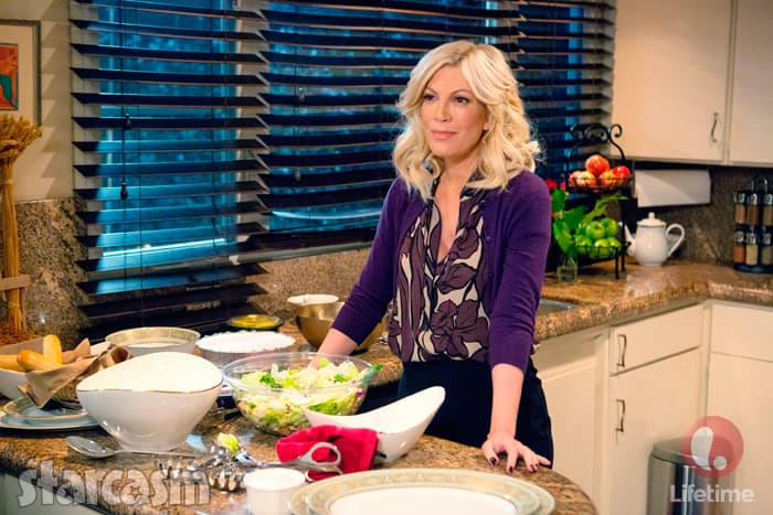 Tori Spelling Mother May I Sleep With Danger 2016 Lifetime movie