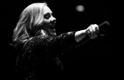 Adele Sings Wrong Lyrics
