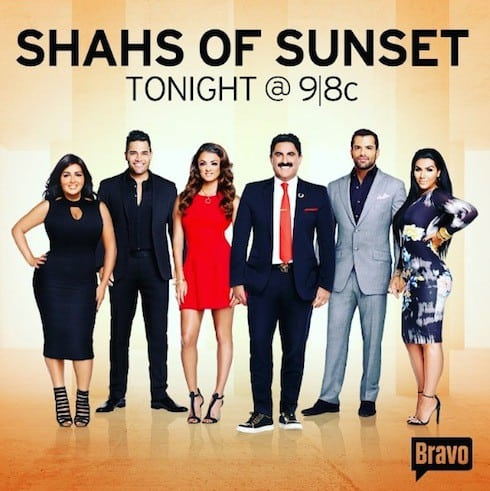 Are Shahs of Sunset rich 5