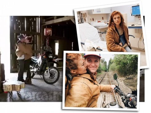 Audrey Jeremy Roloff motorcycle accident