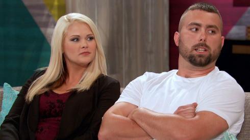 Corey and Miranda