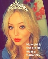 Did Tiffany Trump go to college 6