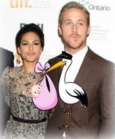 Eva Mendez Ryan Gosling 2nd baby girl