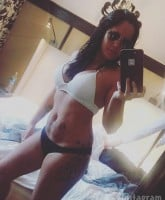 Not pregnant Jenelle Evans bikini photo May 20 in Miami