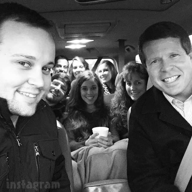 Josh Duggar creepy photo