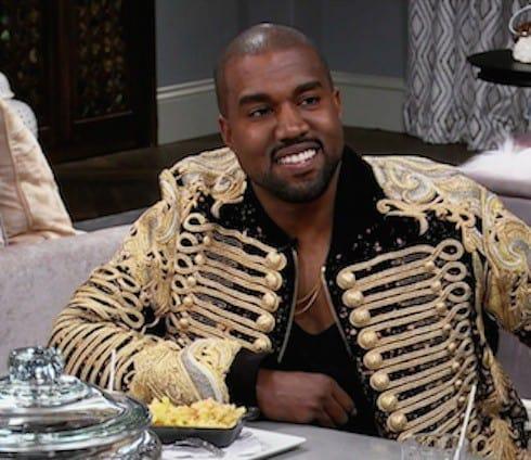 Kanye West and Lisa ann 4