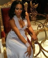 Karlie Redd Playboy photo shoot 2