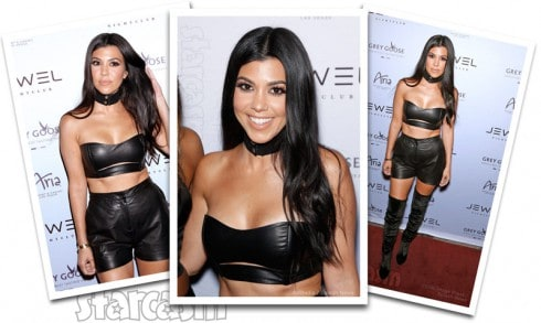 Kourtney Kardashian sexy photos