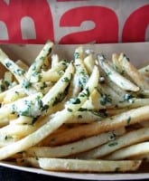 McDonald's Garlic fries
