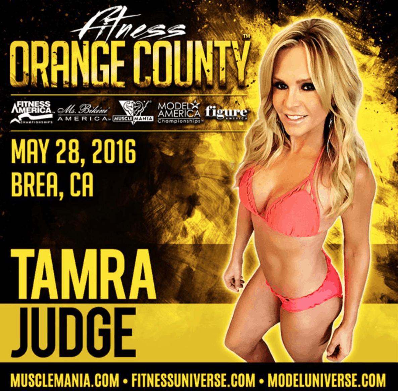 Tamara judges house - Tamra Judge Bikini Competition