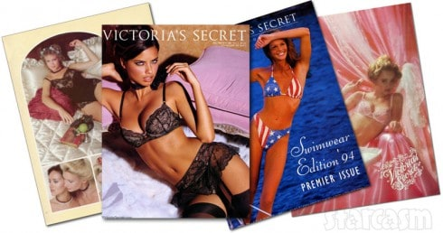 Victoria's Secret catalogs