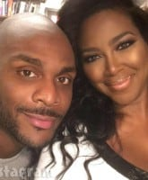 Kenya Moore Matt Jordan together Instagram