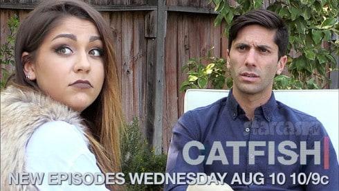 Nev Schulman Andrea Russett Catfish Season 5b