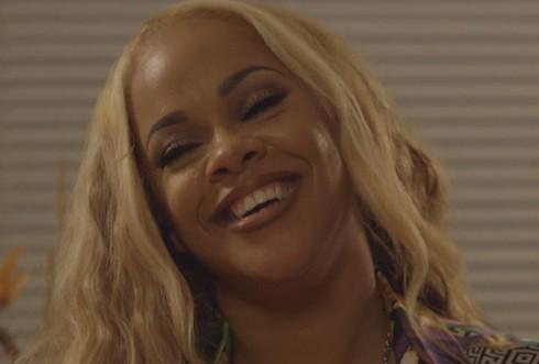 Stevie J's baby mama 2