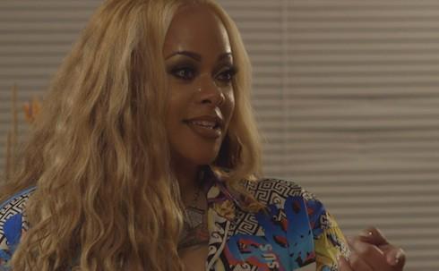 Stevie J's baby mama 3