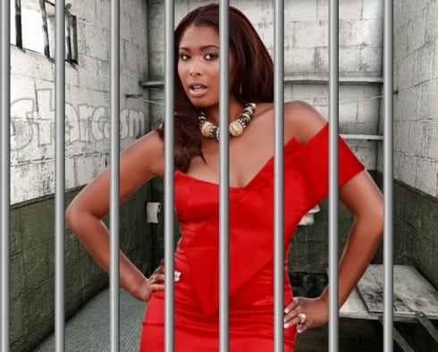 Althea Heart arrested jail