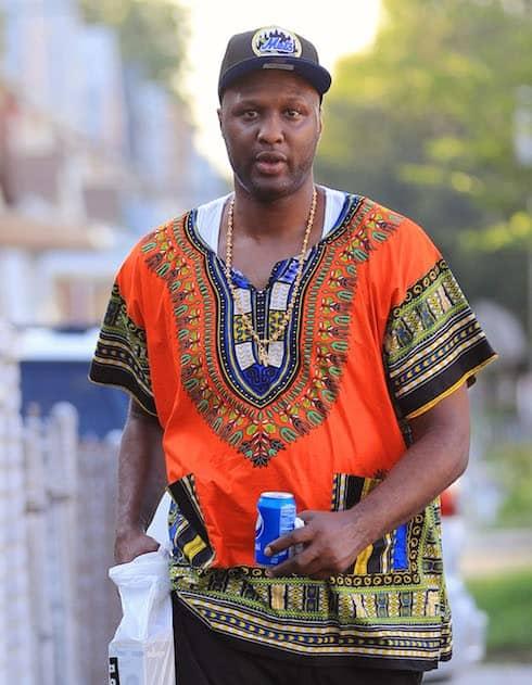 Lamar Odom update