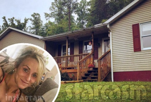 Leah Messer new house 2016