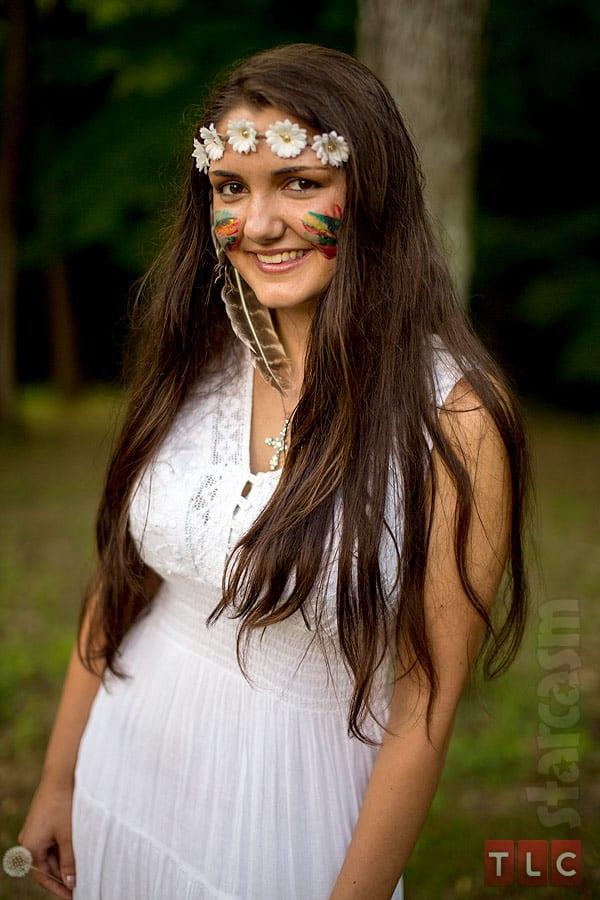 MBFAGW Season 5 Hunter Face Paint My Big Fat American Gypsy Wedding 2016 Episode