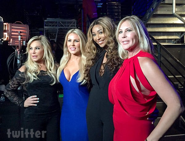 Real Housewives Adrienne Maloof Gretchen Rossi Cynthia Bailey Vicki Gunvalson