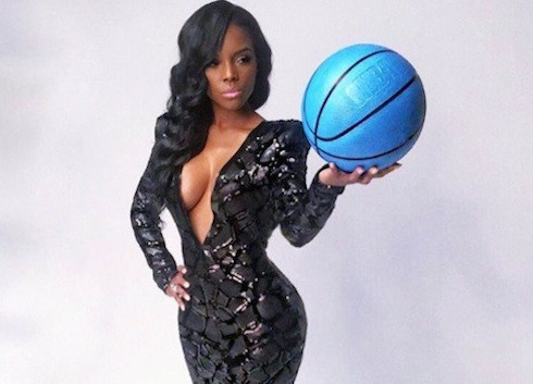 Who are Basketball Wives LA married to Angel 3
