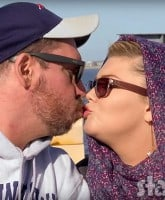 Amber Portwood Matt Baier kissing