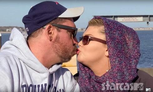 Amber Portwood Matt Baier kissing