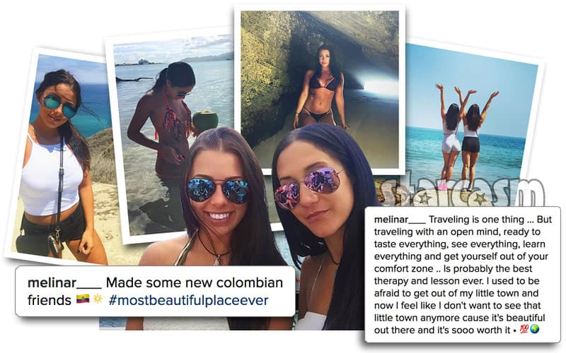 Candaian cocaine cruise girls arrested in Australia Instagram photos